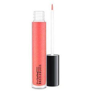 MAC Dazzle Glass Lip Gloss in Tangerine Tropica